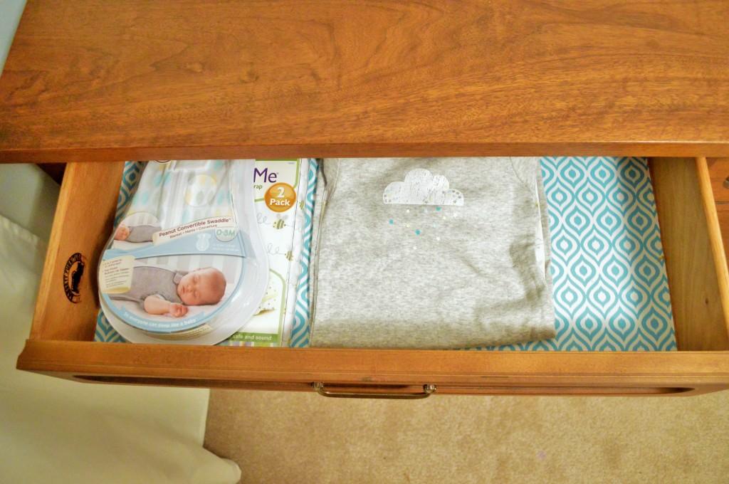 Nursery Dresser Drawers 2