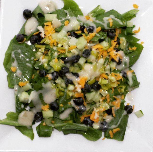 salad instagram