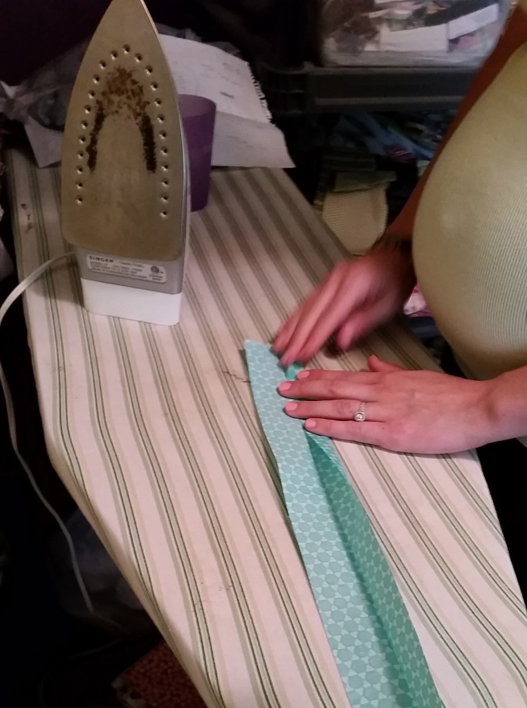 Crib Skirt Straps 2
