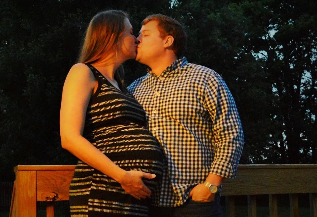 Fourth Anniversary Kiss