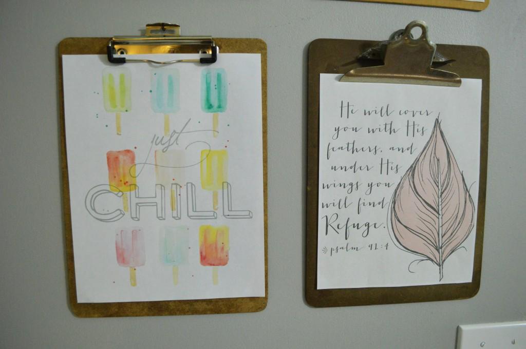 New Clipboard Prints Summer 15 2