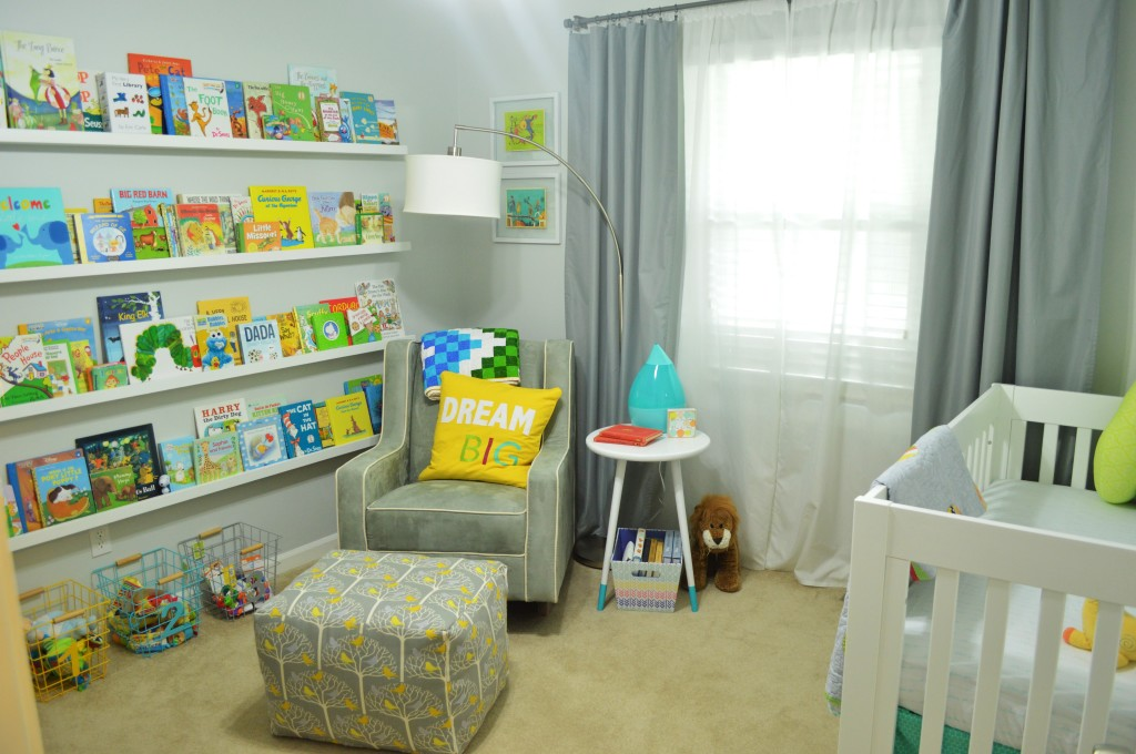 Nursery modern gender neutral