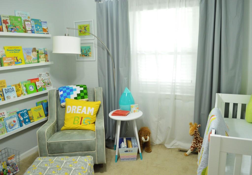 Nursery modern gender neutral 2