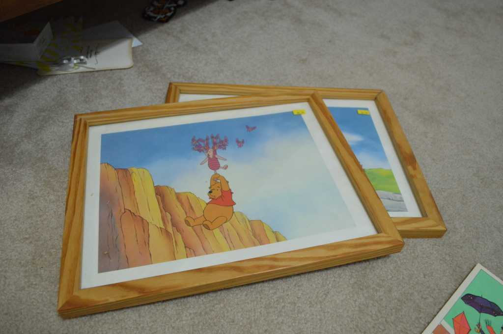 Pooh Print Set