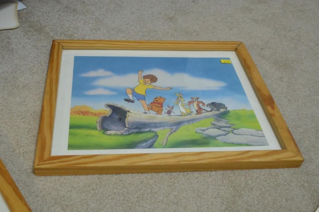 Pooh Print Set 2