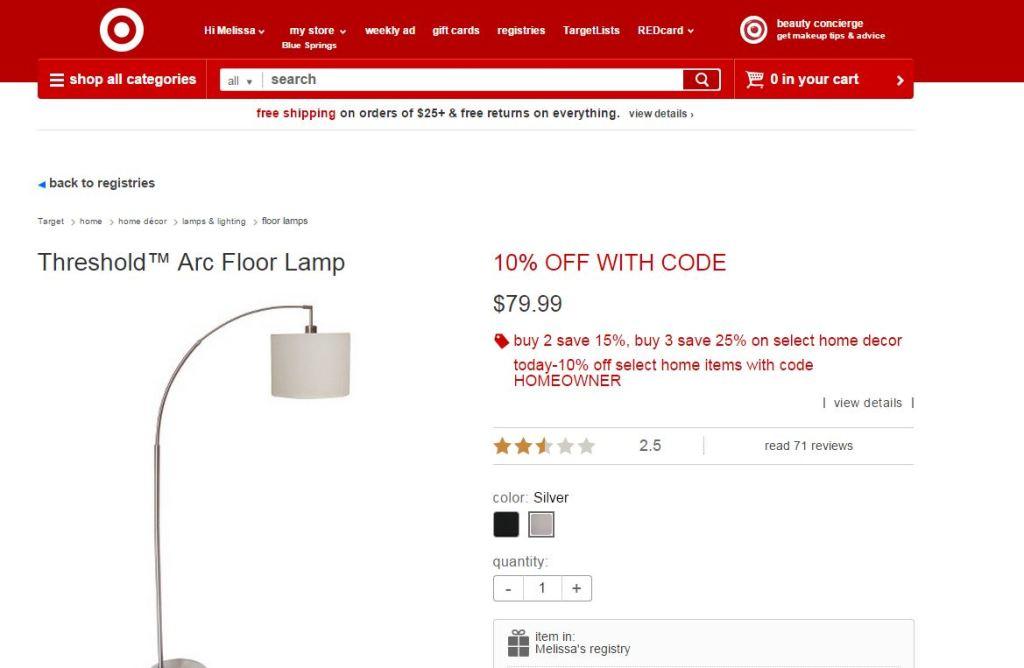 floor lamp snip
