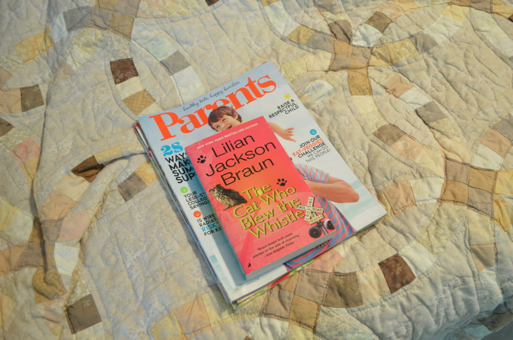 hospital reading material