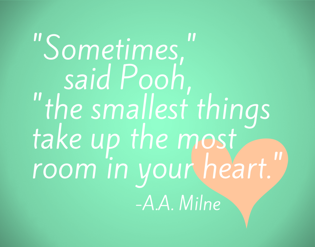 most room in your heart