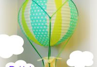 DIY HOT AIR BALLOON Pin