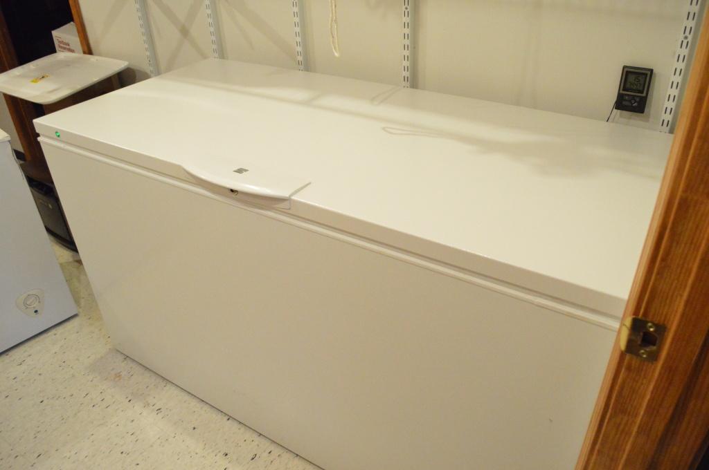 new basement freezer