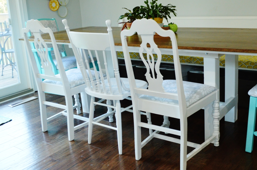 Finished Dining Room Chairs 2