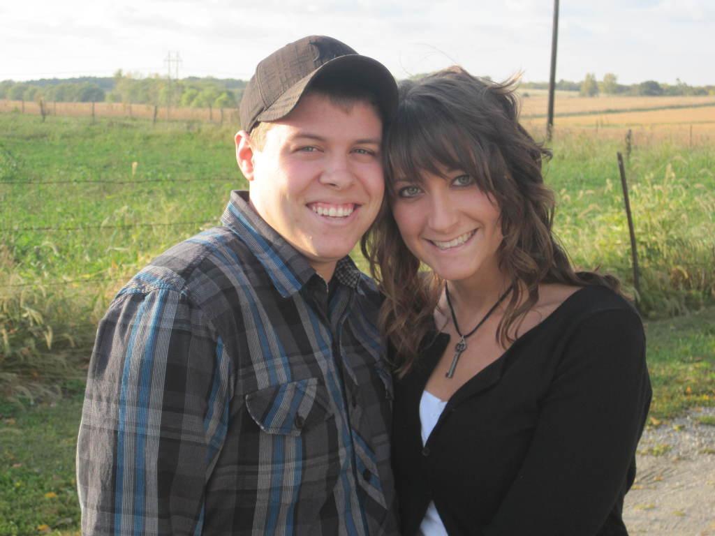 anniversary 2009 wyatt and mel