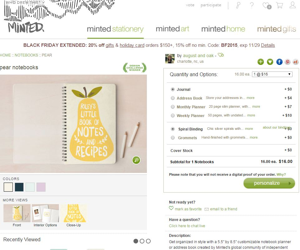 minted notebook example snip