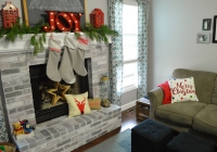 Christmas Decor 2015 Living Room