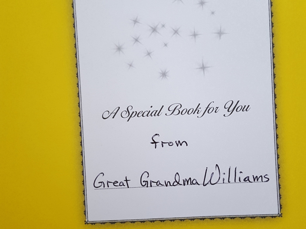book with funny inscription 2