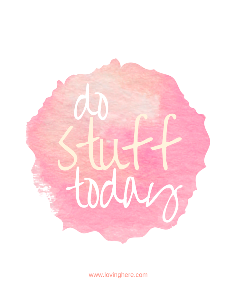 do stuff today pink watermark