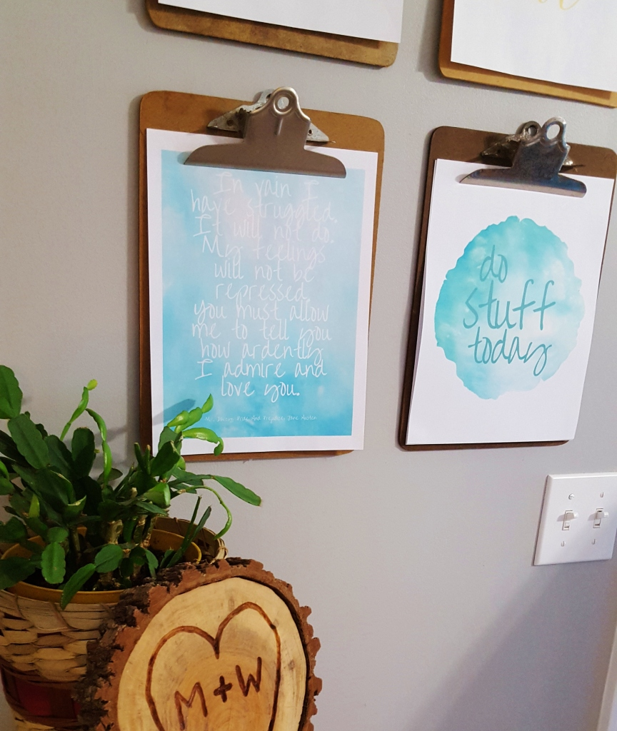darcy quote print