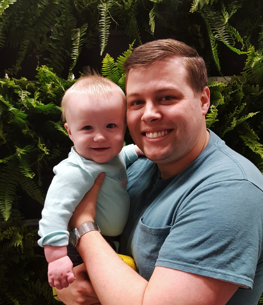 will and Wyatt ferns at home depot