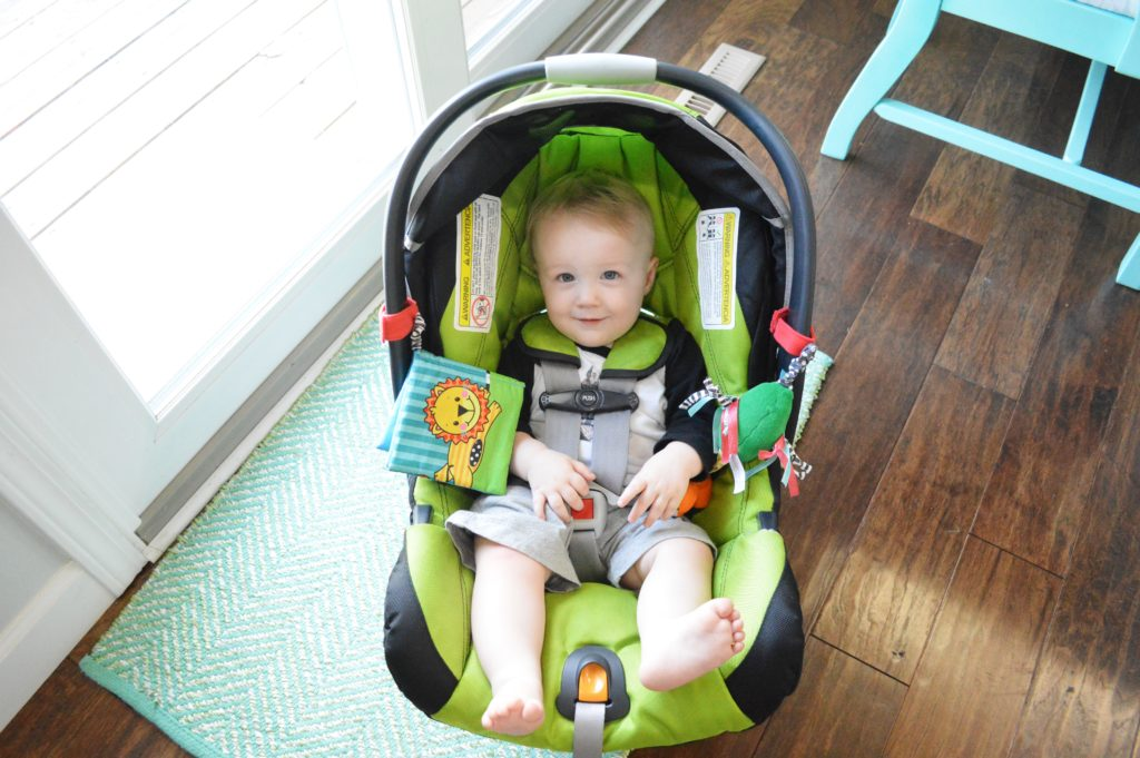 Chicco Keyfit 30 Review 1 year old Will