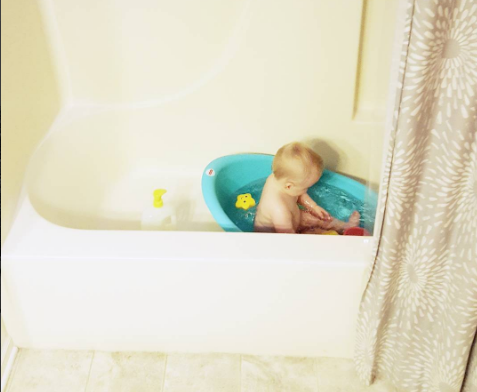 Fisher Price Rinse'n'Grow Bathtub 3