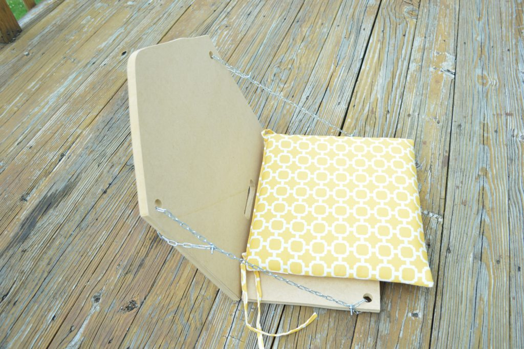 DIY Foldable Stadium Seats Adjustable Back