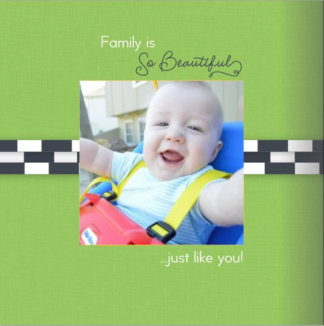 family photo book 6
