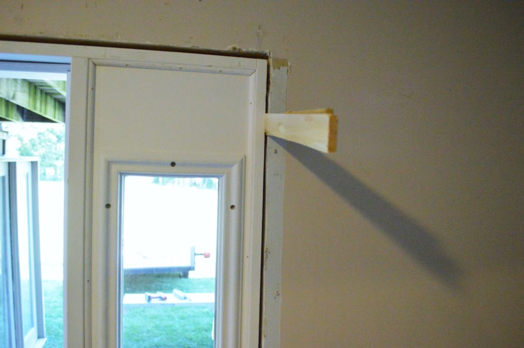 new-basement-door-shims