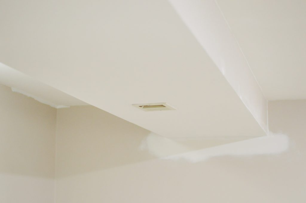 basement ceiling painted repaired (2)