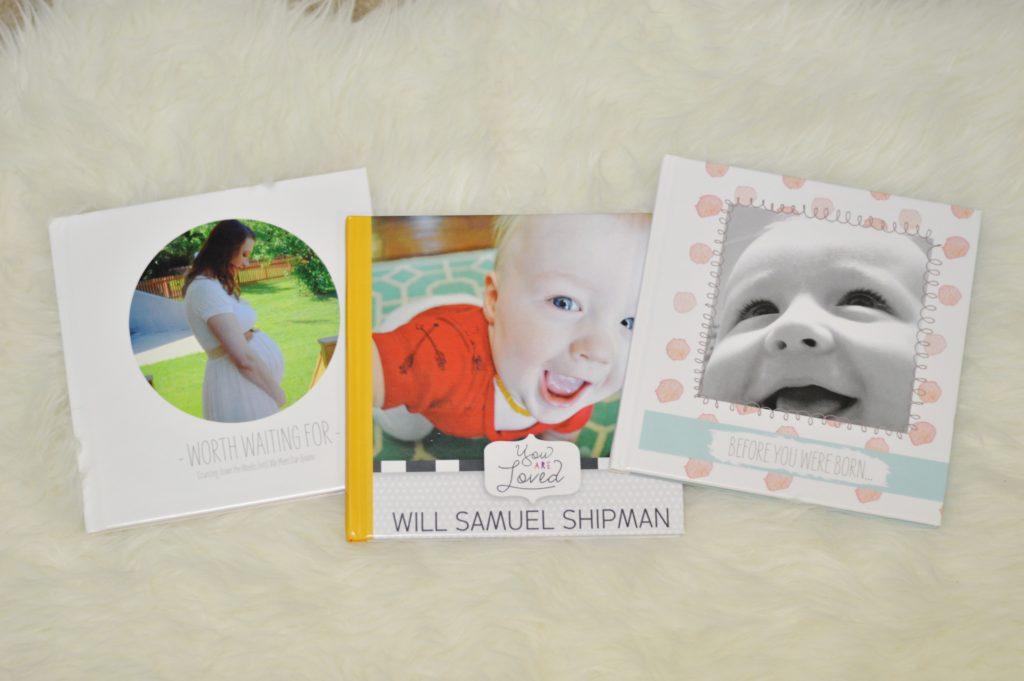 shutterfly baby books