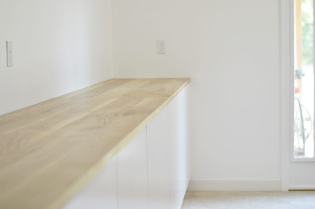 CraftArt Driftwood Counters White Room