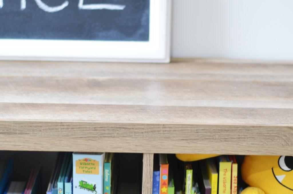 Better Homes and Gardens Cube Bookshelf 2