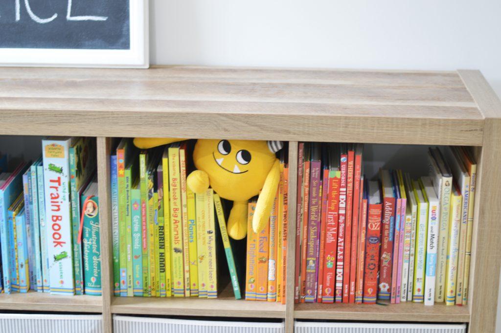 Better Homes and Gardens Cube Bookshelf Usborne Books