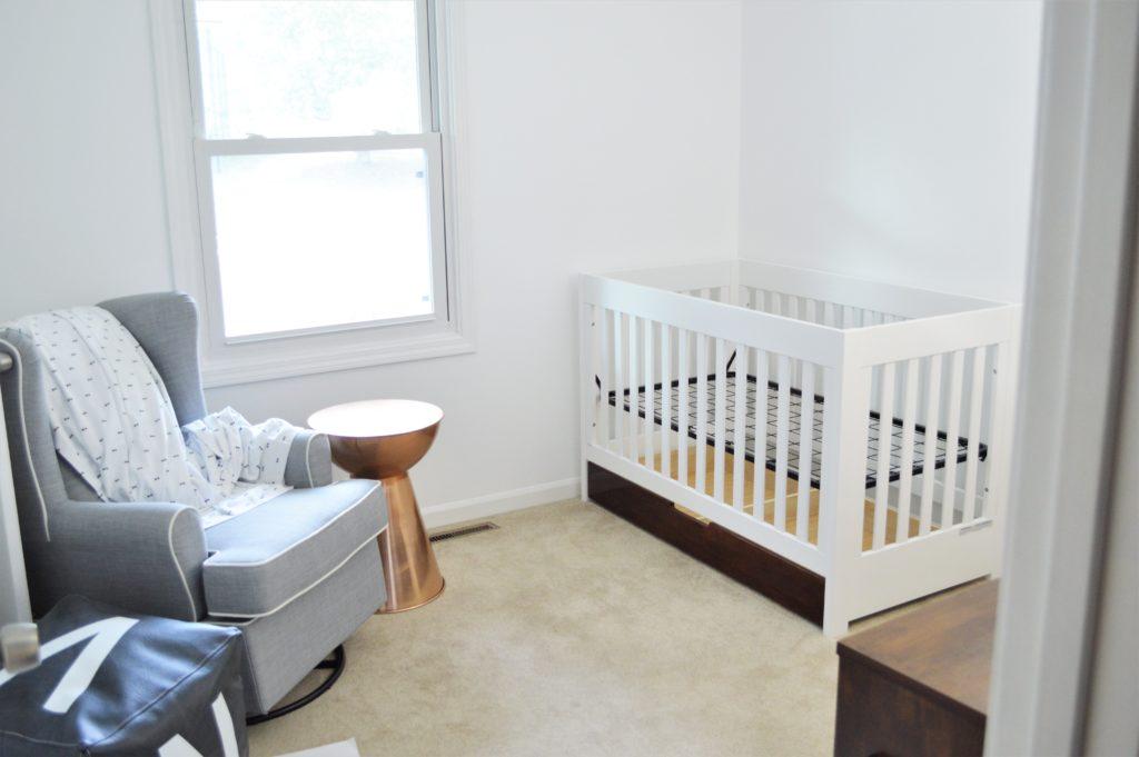 Early White Nursery Progress
