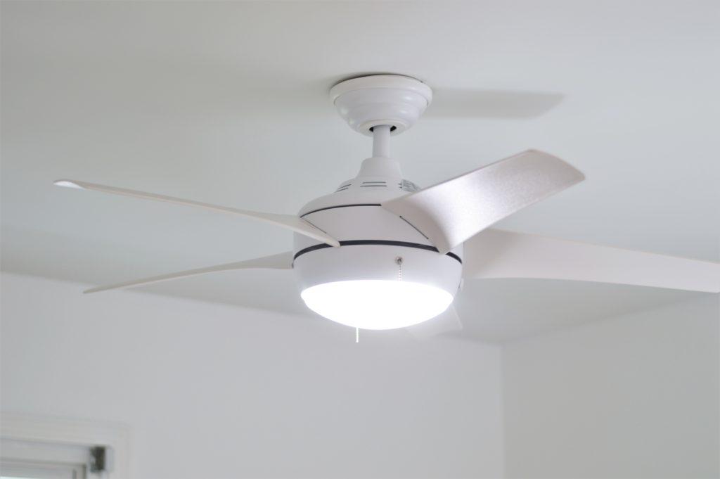 Modern Ceiling Light For Nursery : Ceiling fan for nursery thenurseries