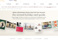 minted home cards